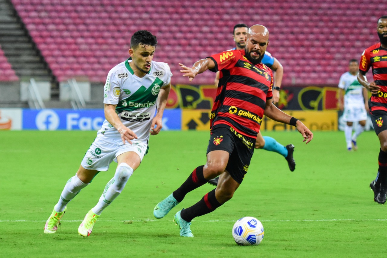 Juventude sofre revés diante do Sport, na Arena Pernambuco