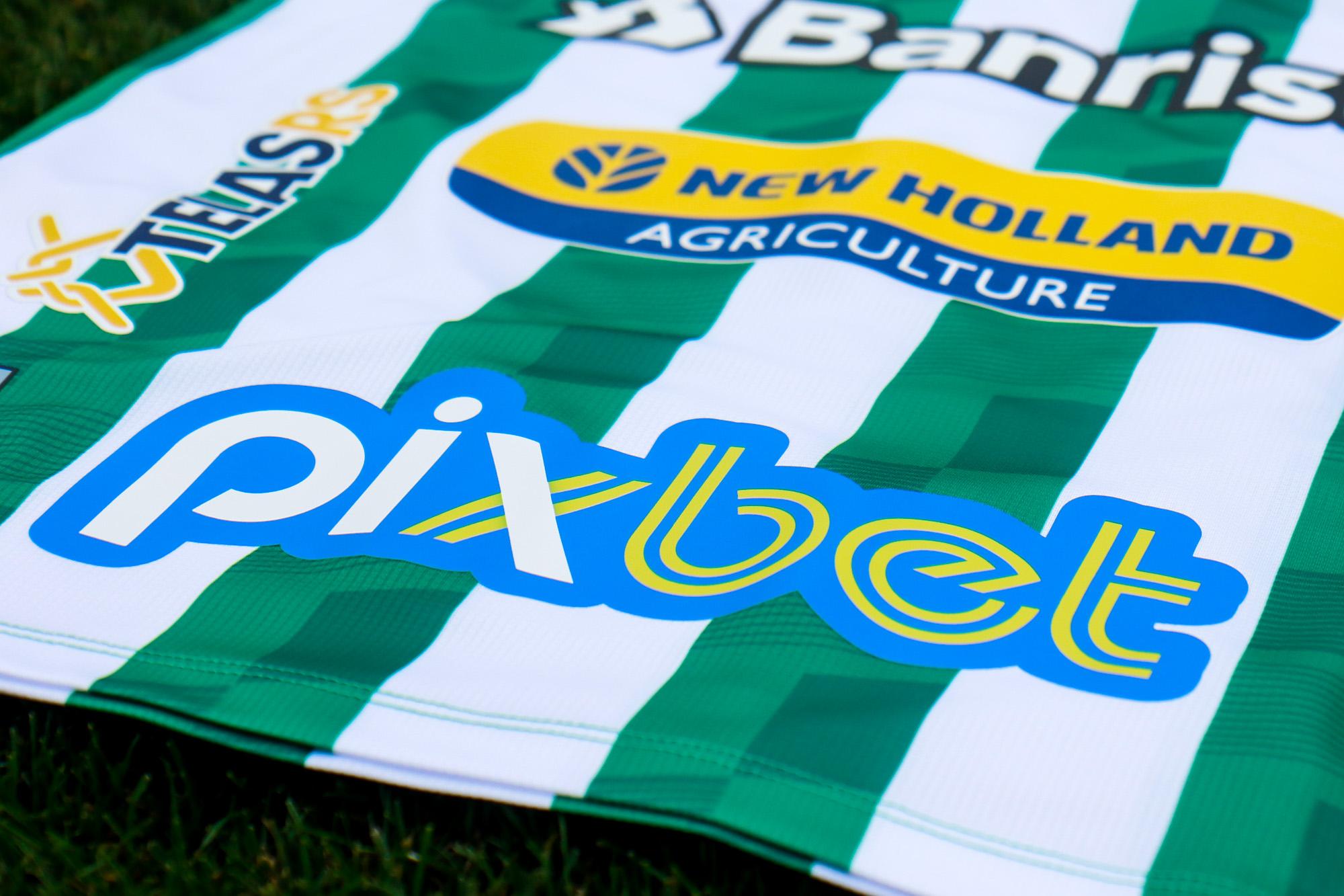 Juventude e Pixbet estendem contrato de patrocínio até o final da temporada