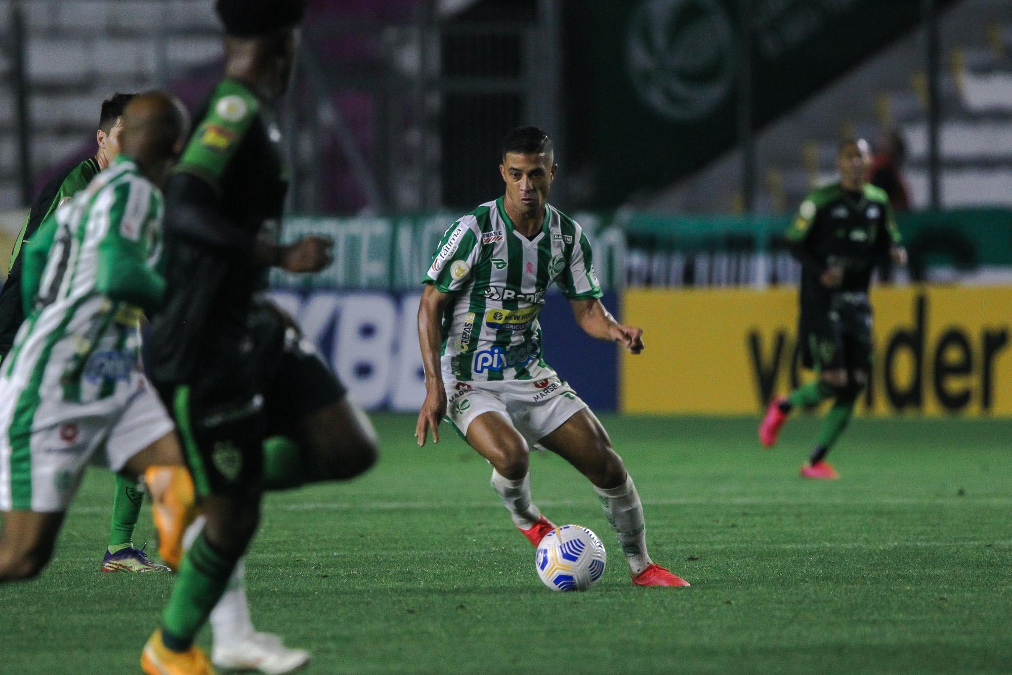 Na volta da torcida ao Jaconi, Juventude fica no empate contra o América